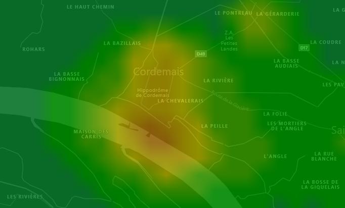 A Cordemais, une idée lumineuse pour diminuer la pollution