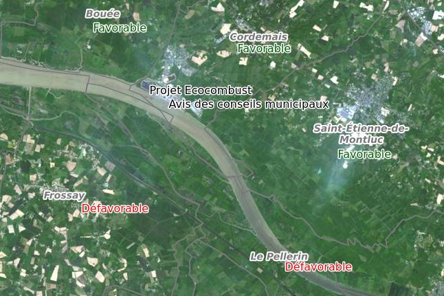 Ecocombust, économie, pollution : et au milieu coule la Loire